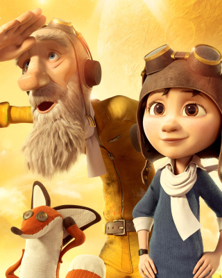 The Little Prince 2015 - Obrázkek zdarma pro Nokia C5-03