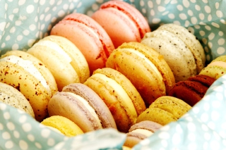 Macarons Wallpaper for Android, iPhone and iPad