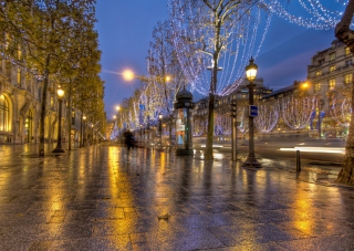 France Streetscape Wallpaper for Android, iPhone and iPad