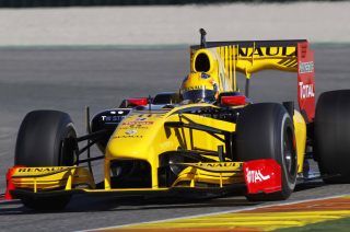 Renault R30 F1 Picture for Android, iPhone and iPad