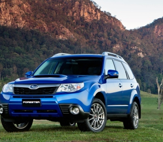 Subaru Forester - Obrázkek zdarma pro 1024x1024