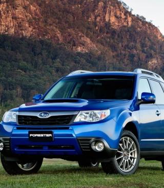 Subaru Forester - Obrázkek zdarma pro 360x640