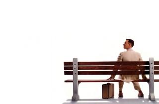Forrest Gump - Obrázkek zdarma pro Samsung Galaxy Grand 2