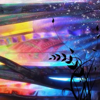 Abstract nature - Obrázkek zdarma pro iPad 2