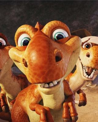 Ice Age Dinosaur - Obrázkek zdarma pro Nokia Asha 306