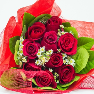 Romantic and Elegant Bouquet - Obrázkek zdarma pro iPad Air