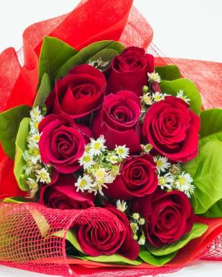 Romantic and Elegant Bouquet - Obrázkek zdarma pro Nokia C3-01 Gold Edition