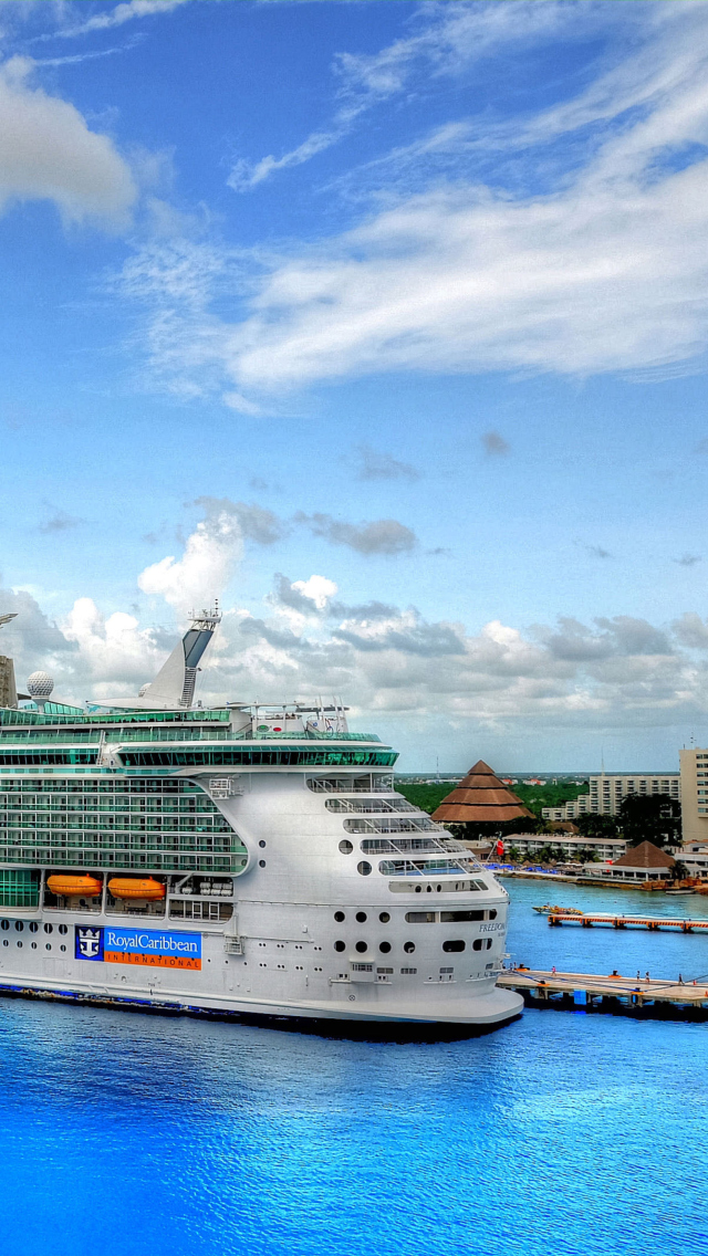 Royal caribbean cruise wallpaper for iphone 5 - Caribbean iphone wallpaper ...