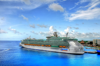 Royal Caribbean Cruise Picture for Android, iPhone and iPad
