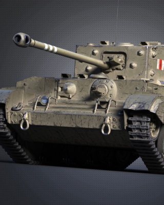 Cromwell Tank, World of Tanks - Obrázkek zdarma pro Nokia C3-01 Gold Edition
