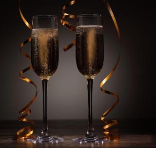 Holiday Champagne - Obrázkek zdarma pro iPad 2