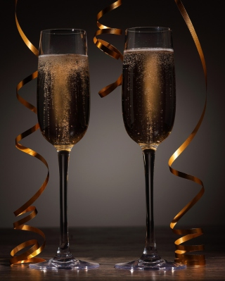Holiday Champagne - Obrázkek zdarma pro 360x640