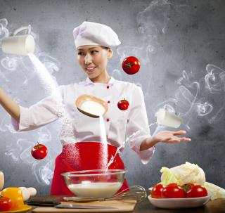 Chef - Obrázkek zdarma pro iPad 2