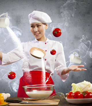 Chef - Obrázkek zdarma pro Nokia X1-01