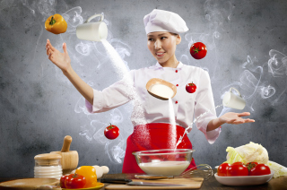 Chef - Obrázkek zdarma pro Samsung I9080 Galaxy Grand
