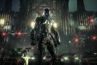 Batman Arkham Knight 2014 - Obrázkek zdarma pro Sony Xperia M