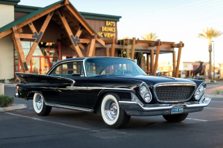 Free 1961 Chrysler Newport Picture for Android, iPhone and iPad