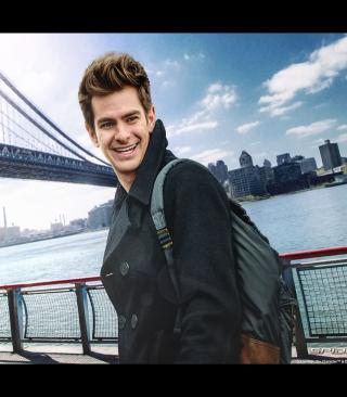 The Amazing Spiderman - Peter Parker - Obrázkek zdarma pro Nokia Asha 311