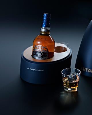 Chivas Regal Whisky - Obrázkek zdarma pro 128x160