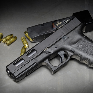 Glock 17 Pistol - Obrázkek zdarma pro iPad Air
