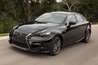 Lexus IS 300h Background for Android, iPhone and iPad