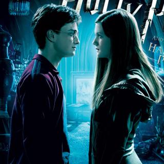 Harry Potter - Obrázkek zdarma pro iPad 2
