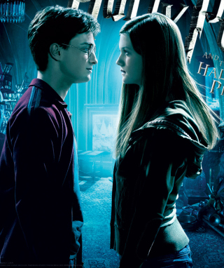 Harry Potter - Obrázkek zdarma pro Nokia C1-00