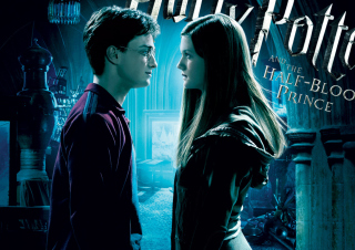 Harry Potter - Obrázkek zdarma pro Samsung Galaxy Tab S 8.4