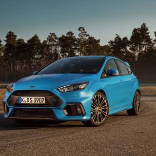 Ford Focus RS - Obrázkek zdarma pro 128x128