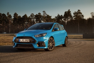 Ford Focus RS - Obrázkek zdarma pro Samsung T879 Galaxy Note