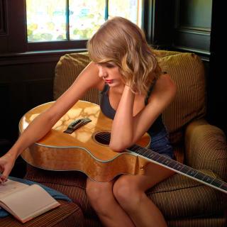 Taylor Swift - Obrázkek zdarma pro iPad 3