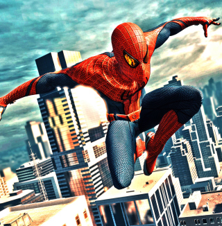 Amazing Spider Man - Obrázkek zdarma pro iPad mini