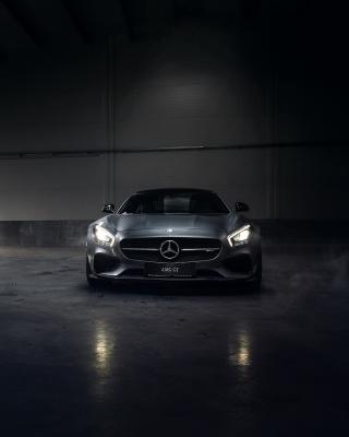 Mercedes AMG GT S - Fondos de pantalla gratis para Nokia 5230