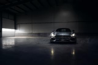 Mercedes AMG GT S - Fondos de pantalla gratis para Samsung S5367 Galaxy Y TV