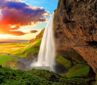 Iceland - Obrázkek zdarma pro 1024x1024