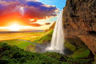 Iceland - Obrázkek zdarma pro Android 1080x960