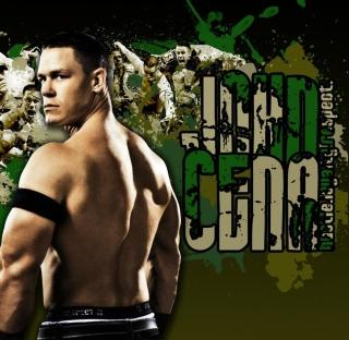 John Cena - Obrázkek zdarma pro 208x208