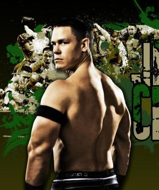 John Cena - Obrázkek zdarma pro Nokia Asha 303