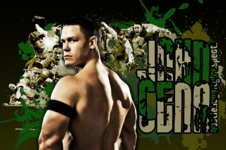 John Cena - Obrázkek zdarma pro Samsung Galaxy S II 4G