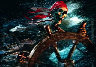 Pirates Of The Caribbean - Obrázkek zdarma pro Samsung I9080 Galaxy Grand