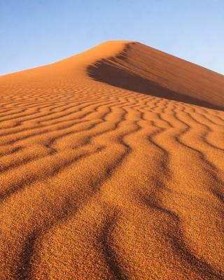 Dune in desert - Obrázkek zdarma pro Nokia 206 Asha
