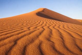 Dune in desert - Obrázkek zdarma pro 1280x800