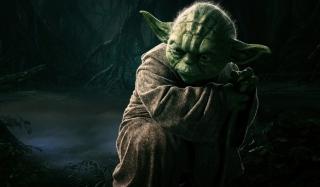 Yoda - Obrázkek zdarma pro Samsung Galaxy Q