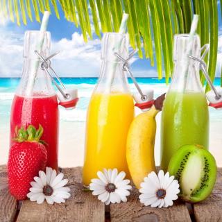 Freshly Squeezed Juice - Obrázkek zdarma pro iPad Air