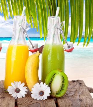 Freshly Squeezed Juice - Obrázkek zdarma pro Nokia X3