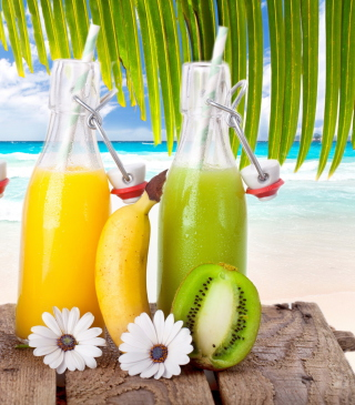 Freshly Squeezed Juice - Obrázkek zdarma pro iPhone 4S