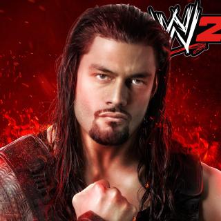 WWE 2K15 Roman Reigns - Obrázkek zdarma pro 2048x2048