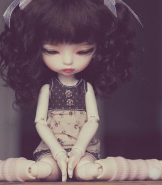 Cute Vintage Doll - Fondos de pantalla gratis para Huawei G7300