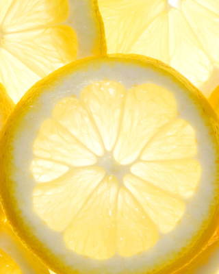 Lemon Slice - Obrázkek zdarma pro Nokia X1-00