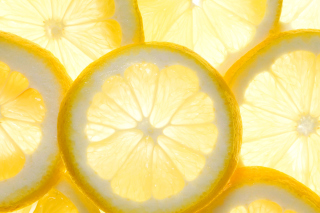 Lemon Slice - Obrázkek zdarma pro Samsung Galaxy